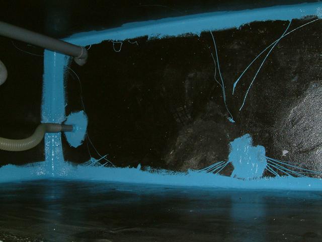 水漏れ補修施工例